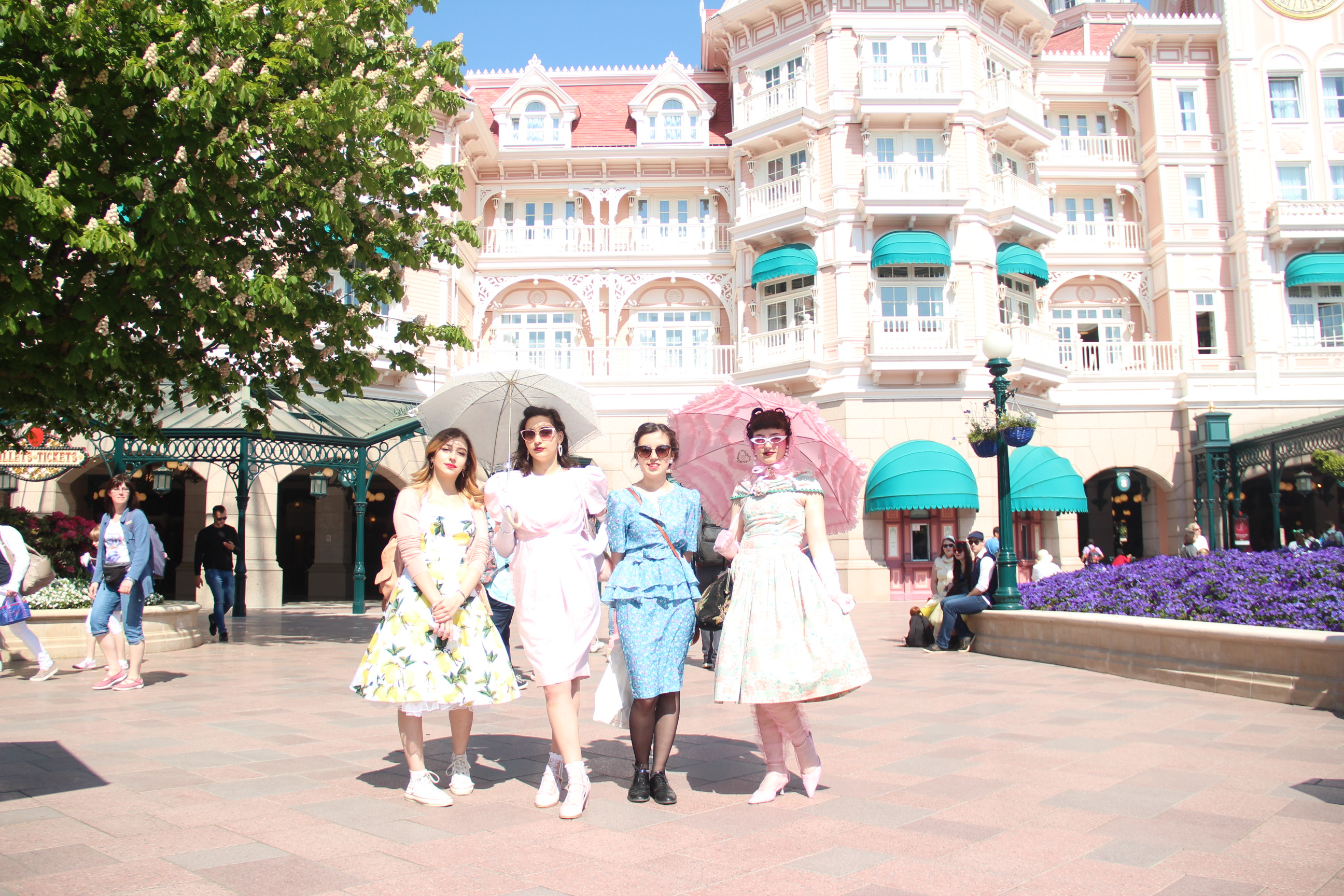 Disneyland Paris – Dapper Day 2018